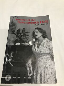 Wanted: Summer of the Seventeenth Doll