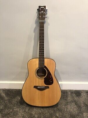 Yamaha FG700MS Acoustic Guitar Excellent Condition