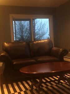 SOLD! - Couches and Coffee Table