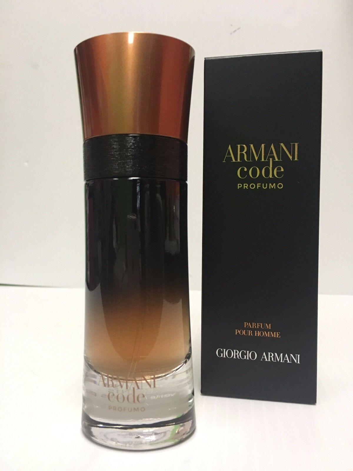 New*NoCello*Box - Code PROFUMO Giorgio Armani Cologne /