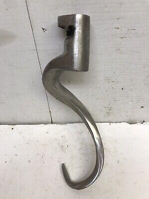 30 Qt Stainless Steel Hobart Mixer Dough Hook Model D30edst Nsf8