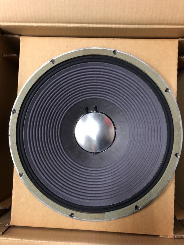 "Vintage JBL K140 15"" 8 ohm Speaker Nickel Magnet(fender)"