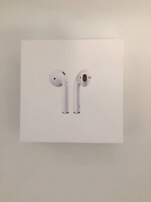 Apple AirPod Replica with Wireless Charging Case - White