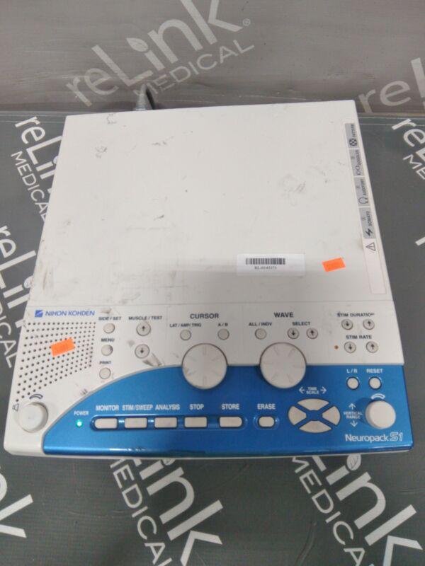 Nihon Kohden Neuropack MEB-9400A EMG Measuring System