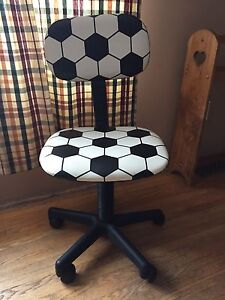 Soccer Computer Chair
