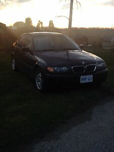 2005 BMW  Sedan 325xi   Will safety for$3,500 or $3,000 as is