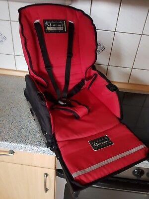 Sportsitz / Sitzeinheit für: Quinny Freestyle 4 XL,  Ersatzteile ()