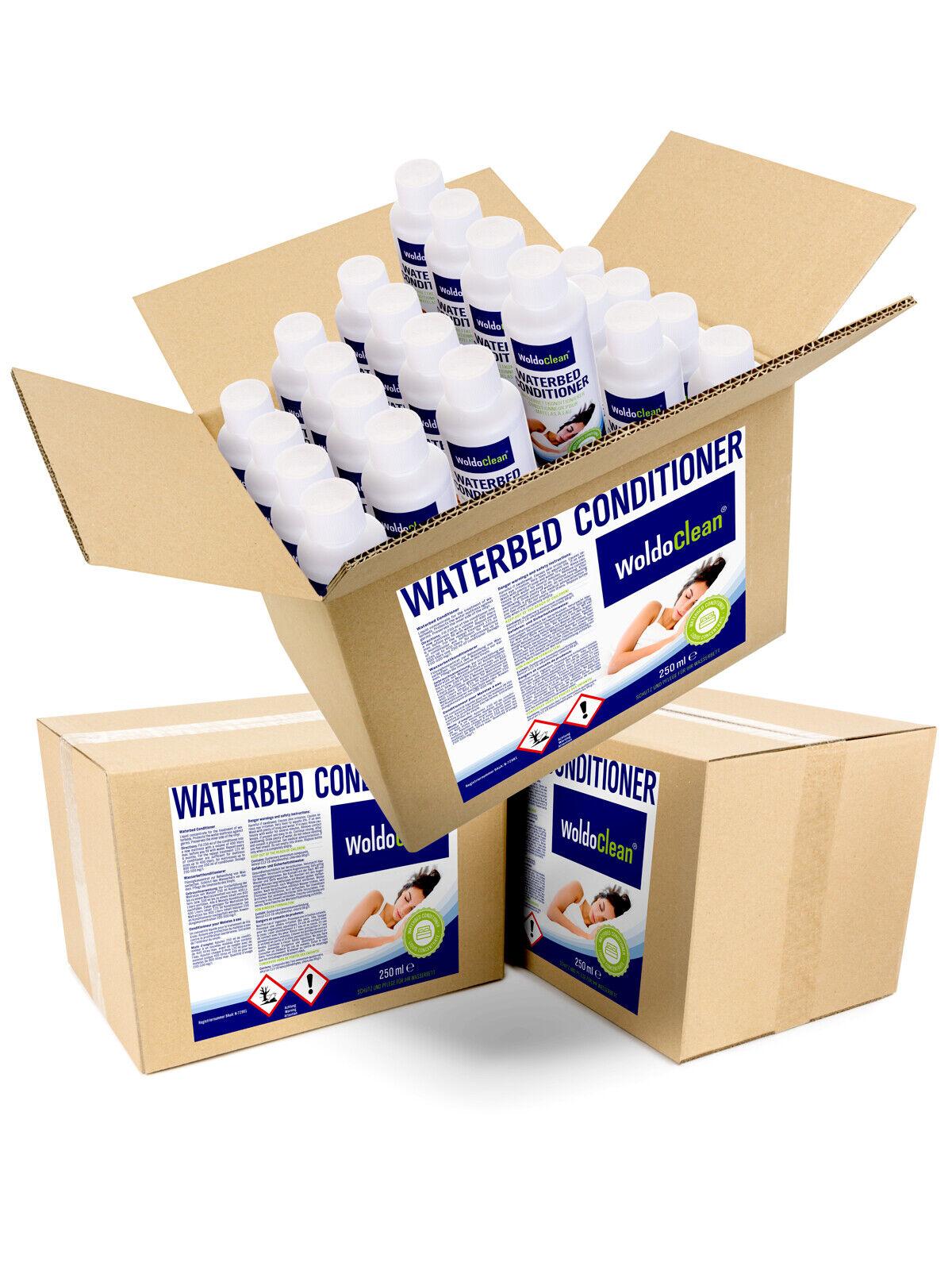 72x 250ml Wasserbetten Conditionierer Wasserbett Conditioner Konditionierer