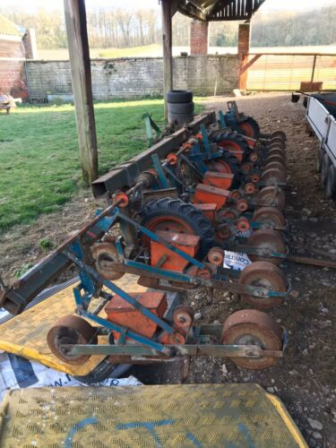 Stanhay Precision Seed Drill All Parts Available