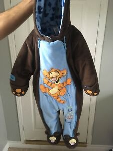 12 months Tigger winter suit