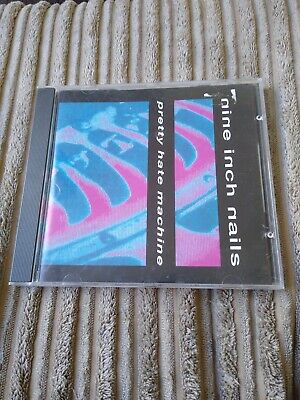 Nine Inch Nails - Pretty Hate Machine (1991) for sale  Shipping to Nigeria