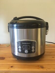 Rice cooker used once