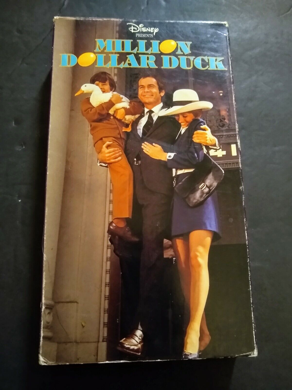Million Dollar Duck VHS, 1995  - $3.00