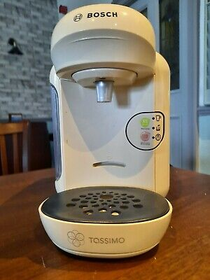 Bosch TASSIMO TAS1404 0.7L Coffee Machine - White