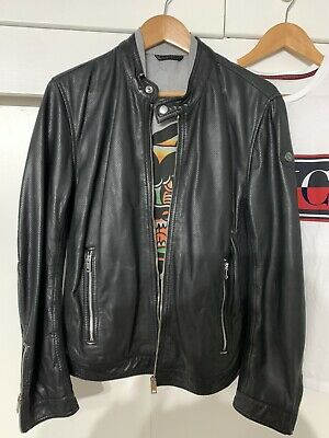 Diesel Men's leather jacket