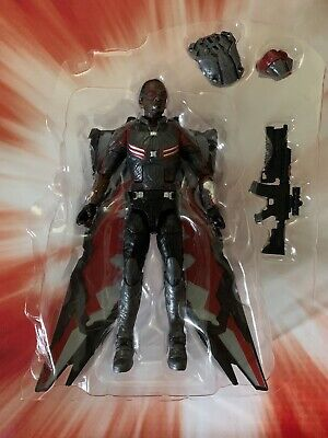 "Marvel Legends 6"" Falcon From Target 2-Pack Avengers Infinity War"