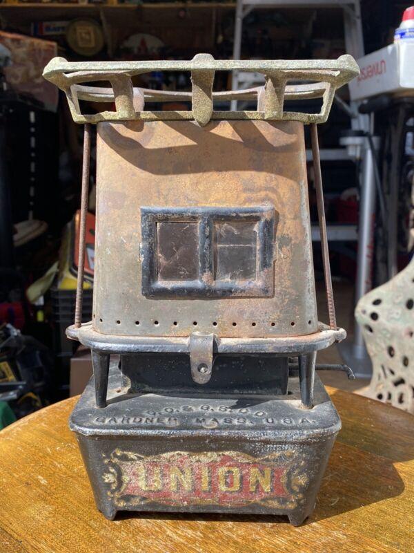 Vintage Union Kerosene Toaster