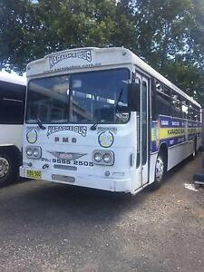 Ex Party Bus for sale 11.2 M long Only MR License needed Canada Bay Canada Bay Area Preview