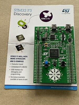 Stm32 F3 Discovery Board
