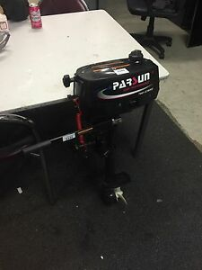 PARSUN 2HP SHORT SHAFT OUTBOARD B87658 Midvale Mundaring Area Preview