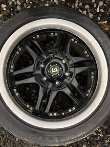 Variety of rims /tires