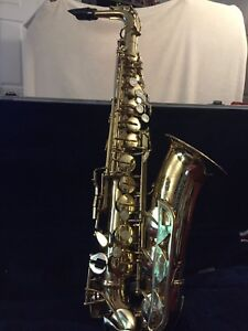 For sale: Saxophone