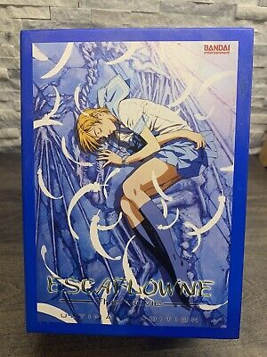 Escaflowne The Movie DVD No 4k Blu-ray Or Digital Ultimate Edition Limited