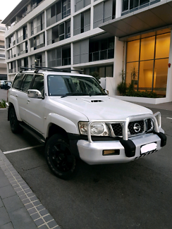 FOR SALE: Nissan Patrol ST 3.0L Turbo Diesel