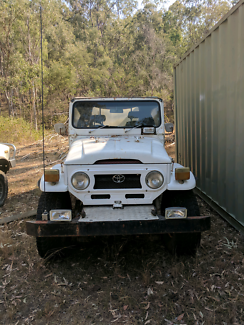 Tpyota LandCruiser Fj 40 Price drop. open to offers Laidley Lockyer Valley Preview