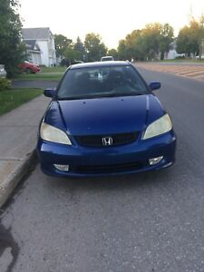 Honda Civic Si 2004