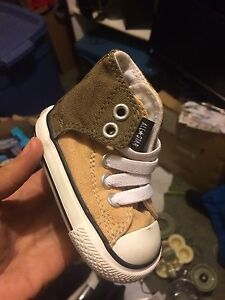 Baby all star shoes