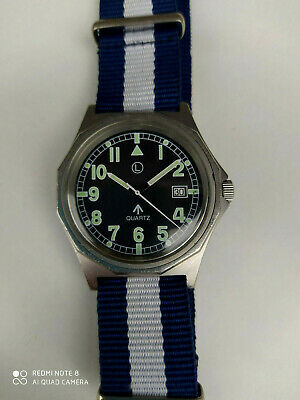 MWC MILITARY QUARTZ  MENS  WATCH, used for sale  Shipping to Nigeria
