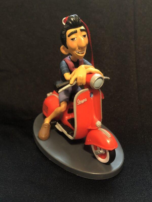 Disney Luca's Ercole Mr. Vespa Ornament