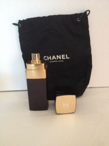 Chanel No 5 Vintage Eau de Toilette/Perfume Refillable Spray Bottle Holder 2.5oz