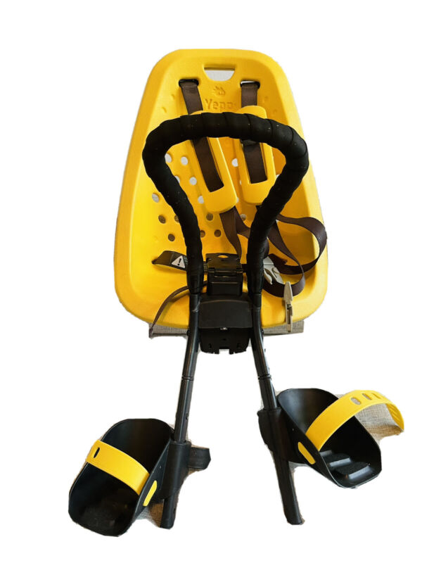 New THULE YEPP MINI With Adapters And Botranger Helmet