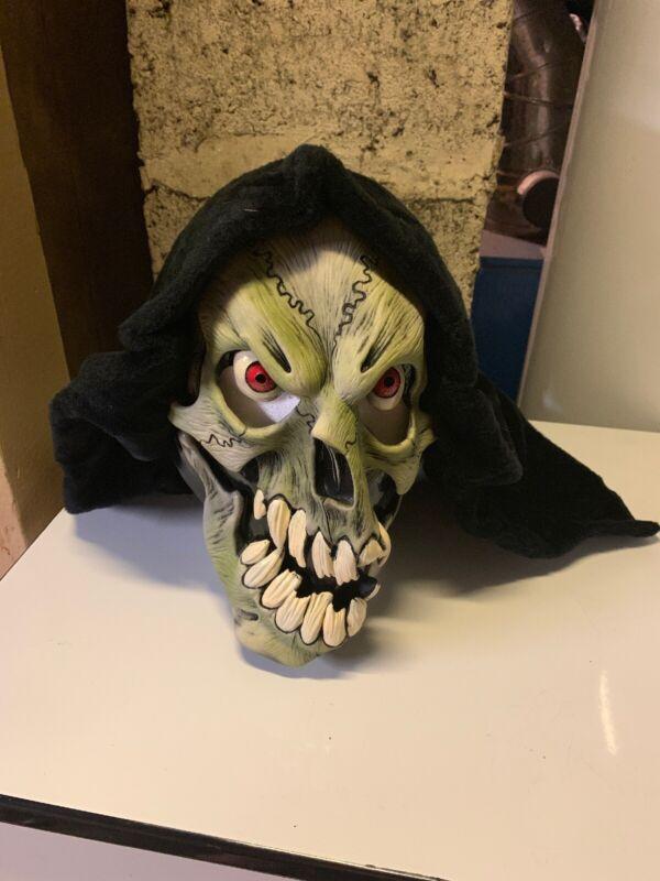 Vintage Numb Skull Halloween Mask By Be Something Studios