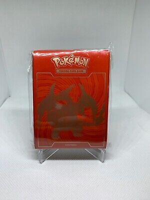 Pokemon TCG Elite Trainer Box Sleeves - Mega Charizard - Evolutions 65x Unused