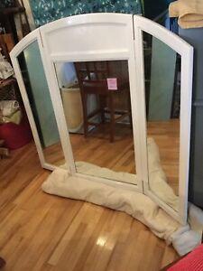Triple mirrors- avail-