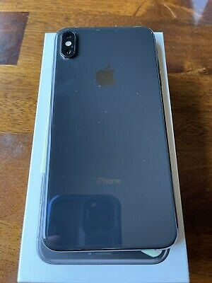 Apple iPhone XS Max - 256GB - Space Gray (Verizon) A1921 (CDMA + GSM)