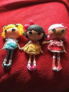 La La Loopsy Dolls x 3 Leeming Melville Area Preview