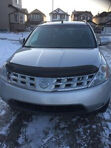 Nissan Murano SL AWD 2005 great family Suv