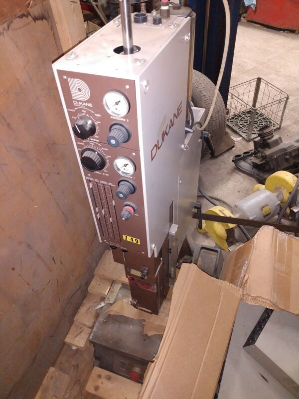 Dukane 43a255 Ultrasonic Welder