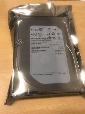 Seagate Constellation ES.2 ST33000650SS 3TB  9SM260-004 12434 3.5 SAS hard drive