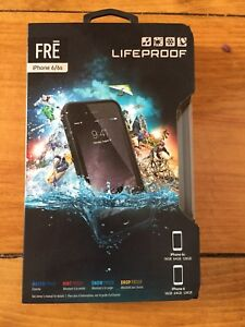 iPhone 6/6s lifeproof fre
