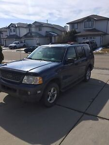 Ford explorer for sale great suv