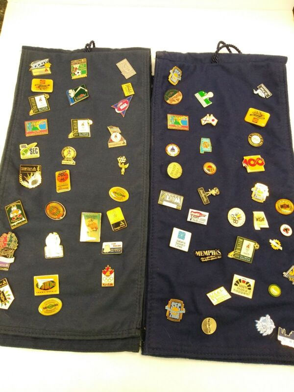 Lot Of  Random Mix Variety Of Hat Pins Lapel Vintage Modern Collectable