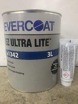 1 x Evercoat EZ Ultra Lite Body Filler 3L