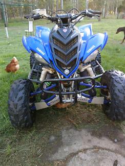 Yamaha Raptor 700r ATV Quad Bike