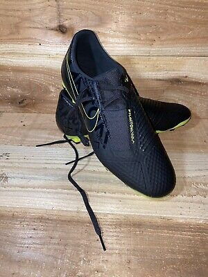 Nike Phantom VNM Venom Pro FG Soccer Cleats Volt/Black Elite size 10