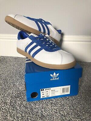 Adidas Athen 11 Blue/White Not Koln Berlin London Manchester Liverpool Bern